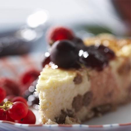 Sélection de dessert